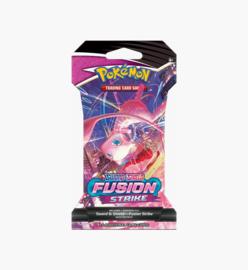 Pokémon - Sword & Shield 8 Fusion Strike Sleeved Booster*
