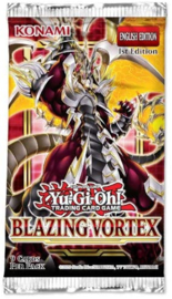 Yu-Gi-Oh! - Blazing Vortex - Booster pack