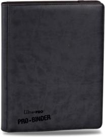 Ultra Pro - Premium Pro-Binder - 9-Pocket Portfolio - Black