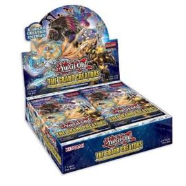 Yu-Gi-Oh! - The Grand Creators Booster Box*