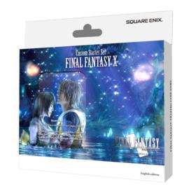 Final Fantasy TCG - Final Fantasy X Custom Starter Set*