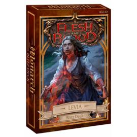 Flesh & Blood TCG - Monarch Blitz Decks (Levia)