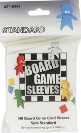 Board Games Sleeves - Standard Size (63x88mm) - 100 pieces