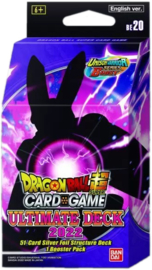 Dragon Ball Super Card Game Ultimate Deck 2022 [BE20]*