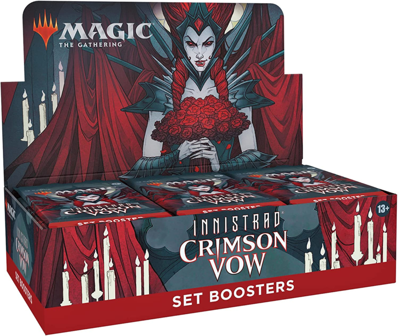 Magic: The Gathering - Innistrad: Crimson Vow Set Booster Box*