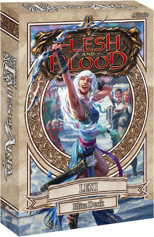 Flesh and Blood TCG - Tales of Aria Blitz Deck (Lexi)