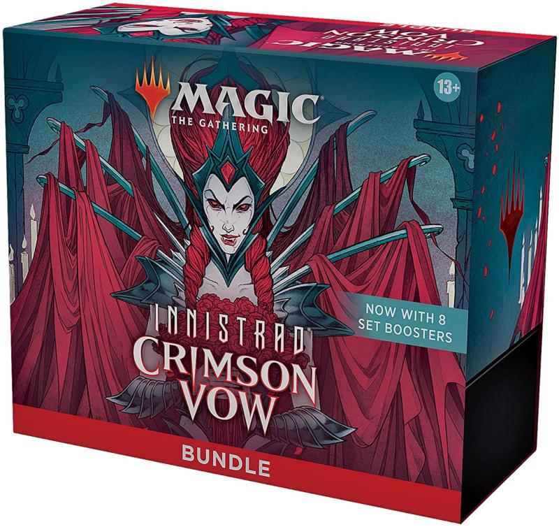 Magic: The Gathering - Innistrad: Crimson Vow Bundle*