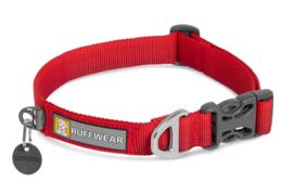 Ruffwear Front Range Halsband Rood