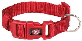 Trixie Halsband Premium Rood