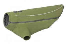 Ruffwear Fleece vest  Groen