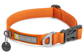 Ruffwear Front Range Halsband Oranje