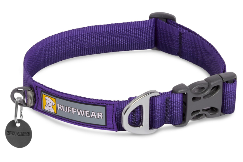 Ruffwear Front Range Halsband Blauw