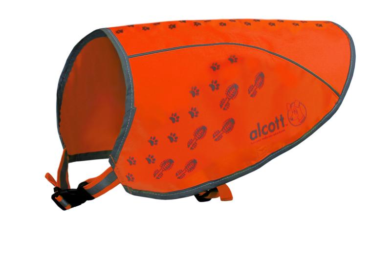 Alcott veiligheidsvest oranje