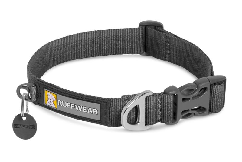 Ruffwear Front Range Halsband Grijs