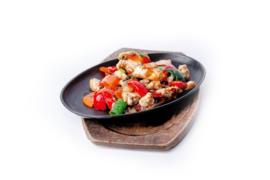 Kip Zwarte Bonen Saus (Chicken black bean Sauce)