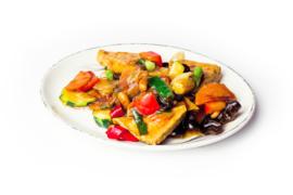 Vegetarische Kon Po Tau Fu