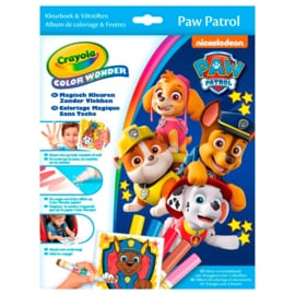 Crayola Color Wonder - Paw Patrol