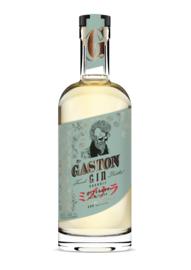 MR GASTON GIN MIZUNARA CASK AFWERKING