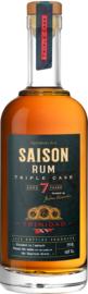 Saison Triple cask Trinidad 7 Years 48%