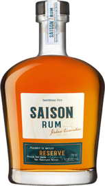 SAISON RUM Reserve 43.5%