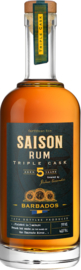 Saison Triple cask Barbados 5 Years 46%