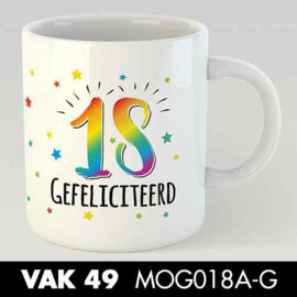 MOK 18 GROOT