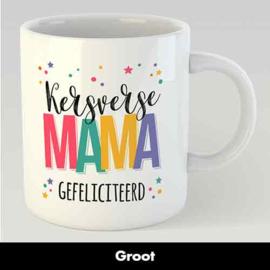 MOK KERSVERSE MAMA GROOT
