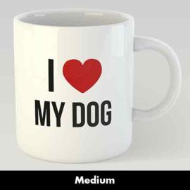 MOK I LOVE MY DOG KLEIN