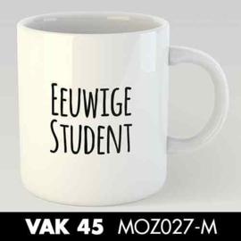 MOK EEUWIGE STUDENT KLEIN