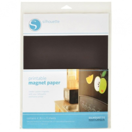 MAGNET PRINTABLE SILHOUETTE