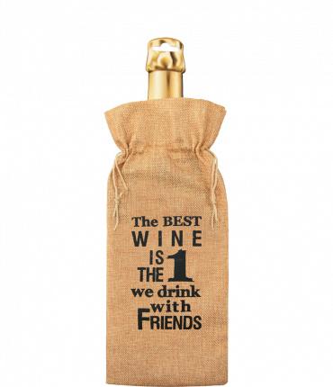 THE BEST WINE...