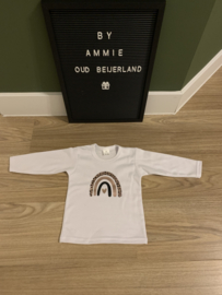 Shirt | Regenboog