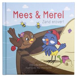Prentenboek Mees & Merel // Zand Erover!