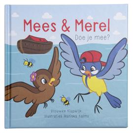 Prentenboek Mees & Merel // Doe je mee?