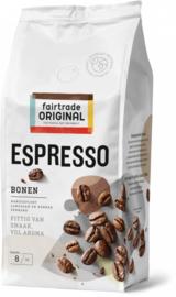 Fairtrade Original Espresso Bonen 500 g