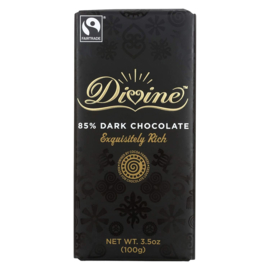 Divine puur, 85%, 90 g