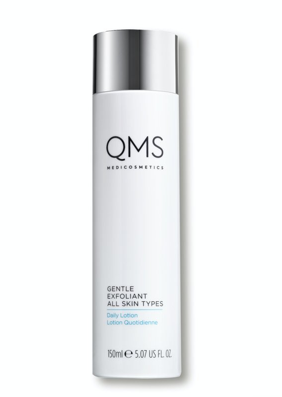 Gentle Exfoliant Daily Lotion All Skin Types - QMS Medicosmetics
