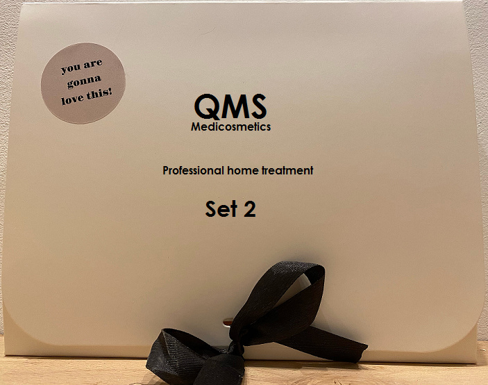QMS Professional Set 2 + Hydro Foam 50 ml