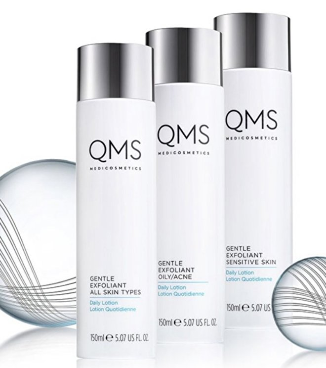 QMS - Gentle Exfoliant Lotions