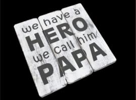 Hero papa