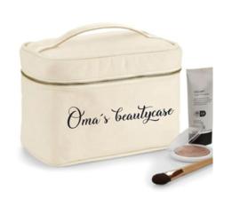 Oma's beautycase