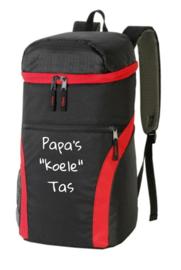"""Papa's """"koele""""tas"""