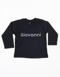Shirtje met naam