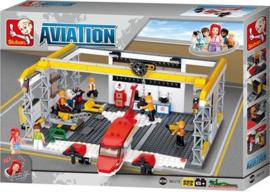 Vliegveld / hangar