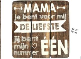 Mama nummer 1