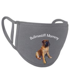 Bullmastiff Mommy met eigen foto ( upload foto via mail )