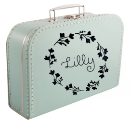 Naam koffertje