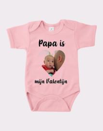 Papa is mijn Valentijn