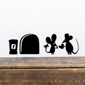 Echte muisjesliefde