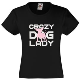 Crazy dog lady Chihuahua